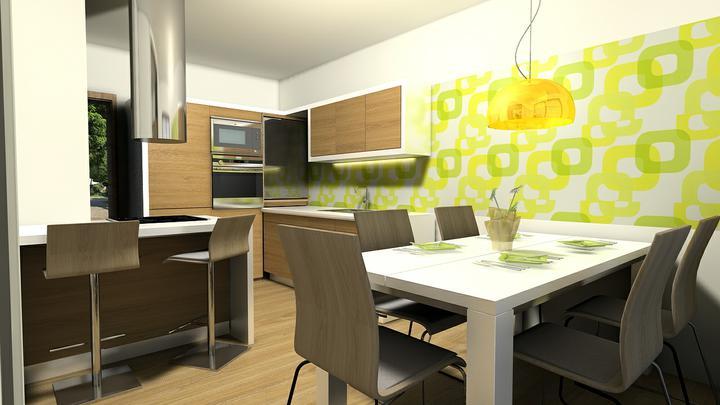 Stavba a interier - buduca kuchyna, uz teraz ju zboznujem :-)