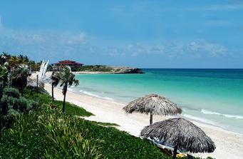nase libanky...ostrov cayo coco na Kubě