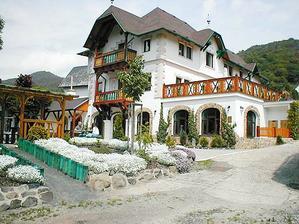 Restaurace Srdíčko v Brné, kouzelné místo na hostinu, ale měli už obsazeno.