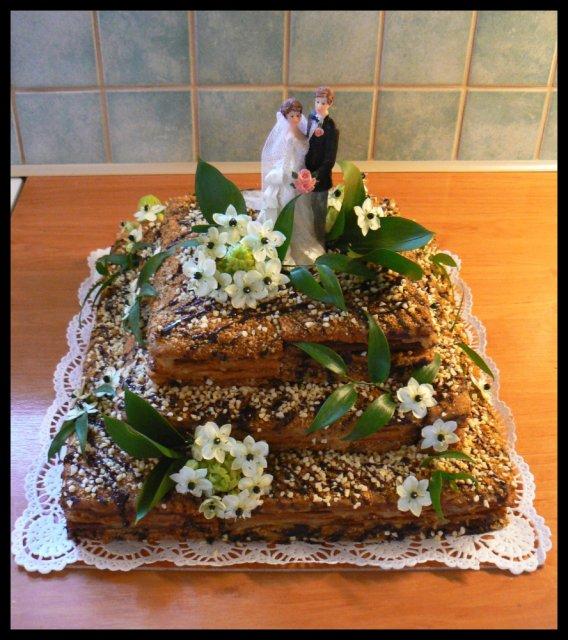 M+R 6.9.2008 - Marlenkový dortík
