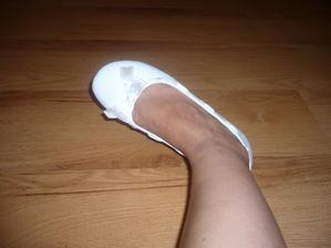...na noze