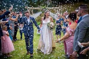 Svatební sezóna 2019 - Opět ozvučený svatební obřad