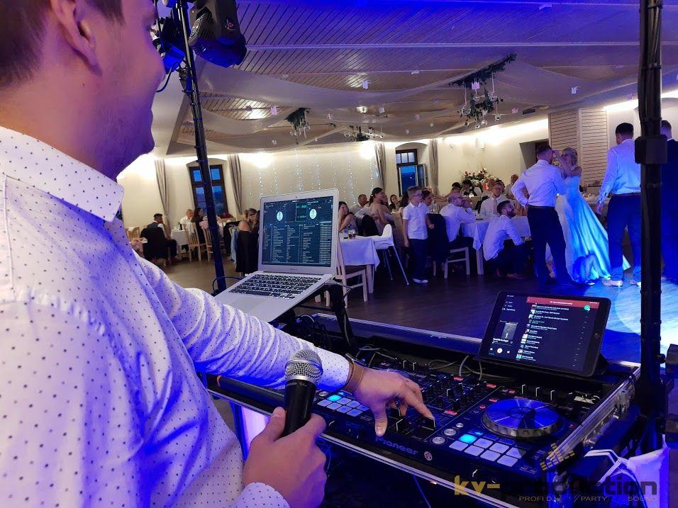 kv_production - DJ Tomáš Kotek - Panský mlýn Opava. Hráváme zde několikrát měsíčně.