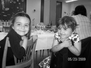 Moje malá sestřička s kamarádčinou dcerou