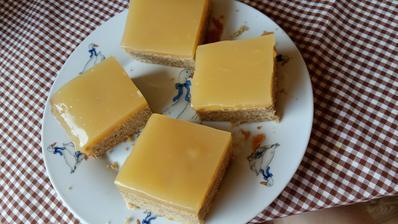Cuketový koláčik