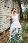 Elaya Vaughn - Svadobné šaty prenájom, 40
