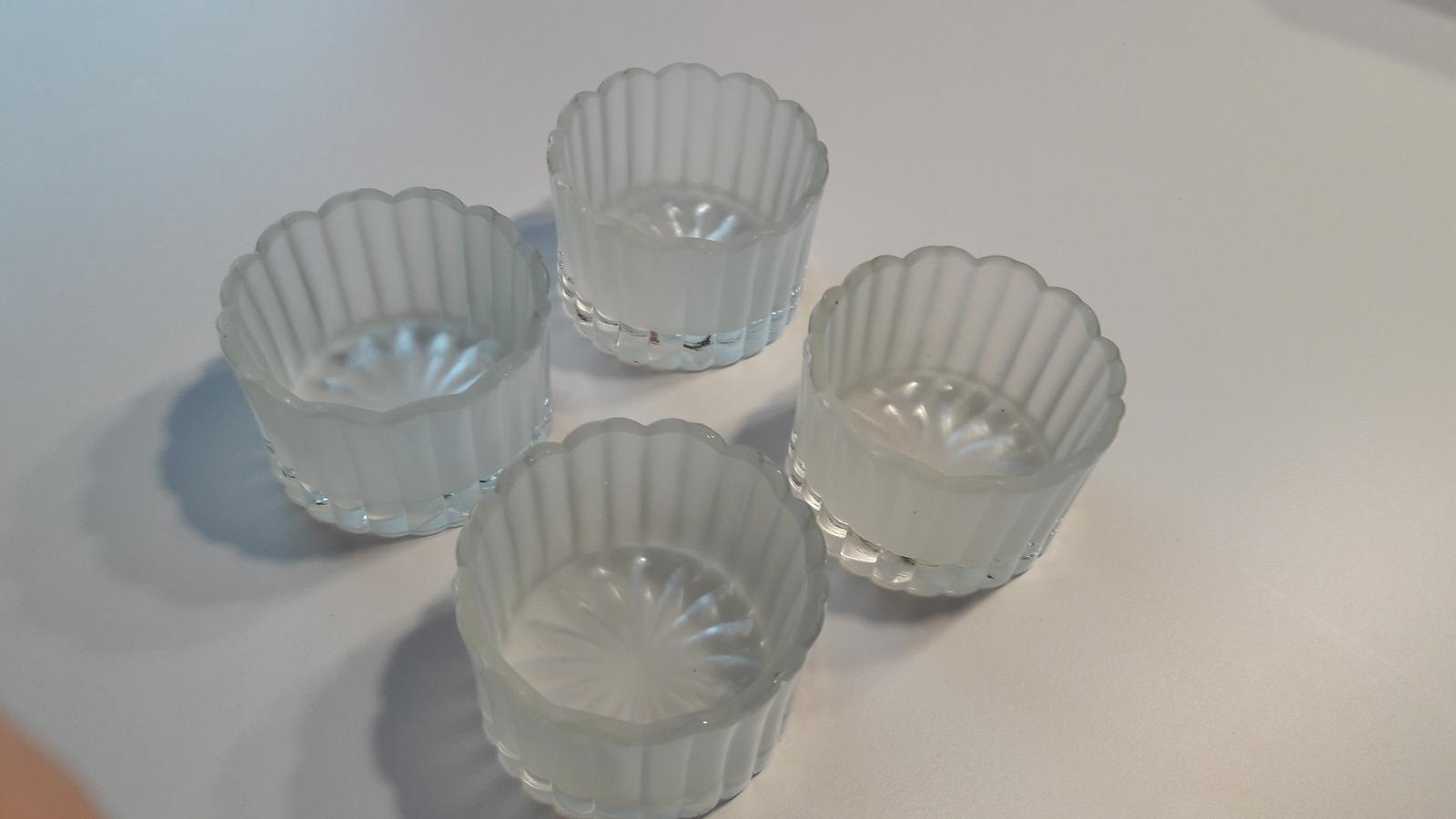 Matné svícínky na čajovou svíčku  - Obrázek č. 2