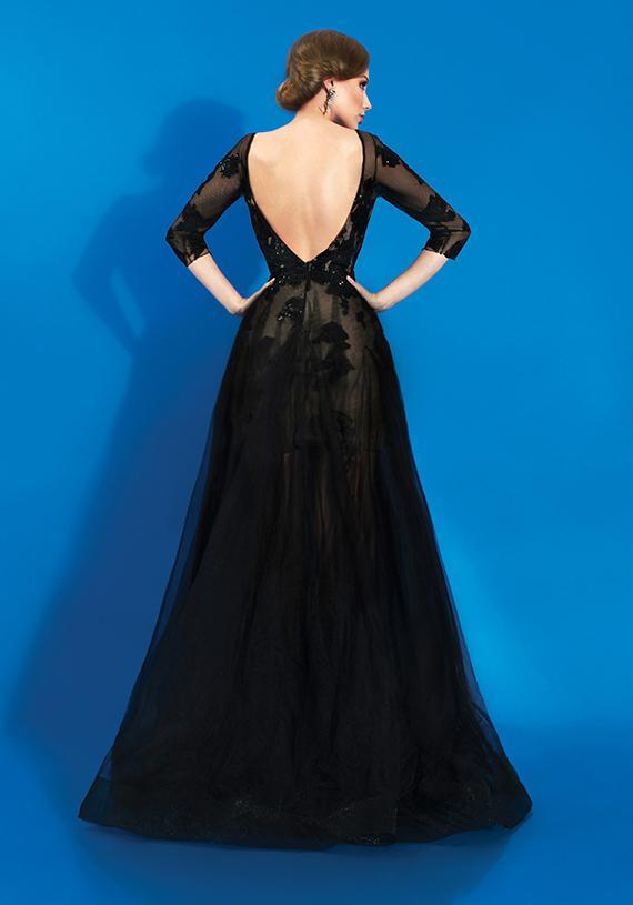 Spoločenské šaty Bien Savvy - Obrázok č. 9