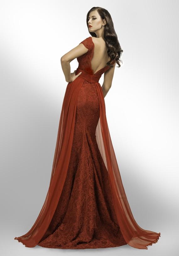 Spoločenské šaty Bien Savvy - Obrázok č. 11
