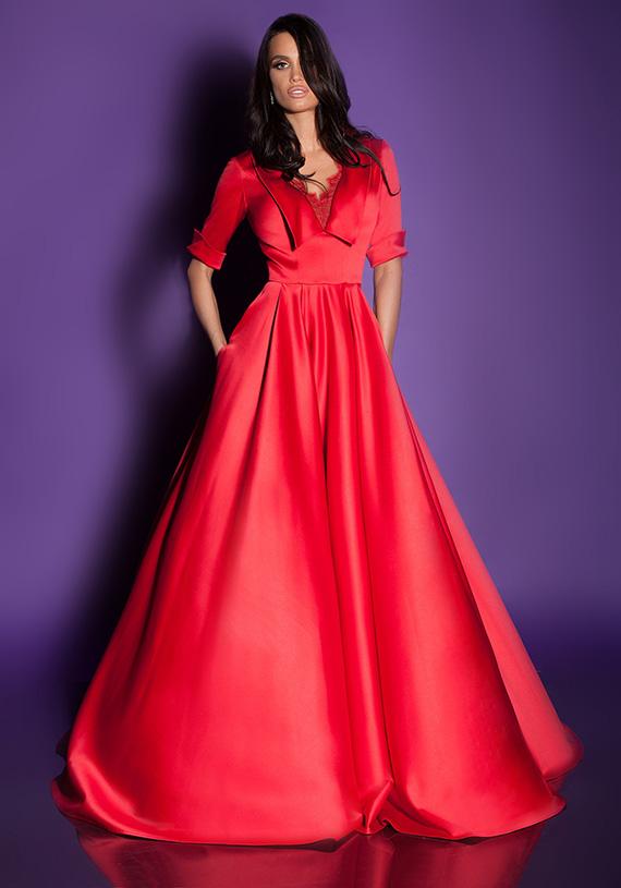 Spoločenské šaty Bien Savvy - Obrázok č. 28