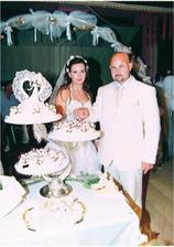 krajeni dortu