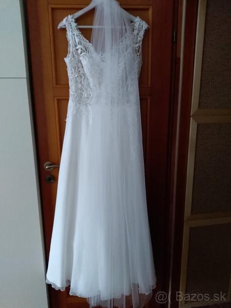 Svadobné šaty EVE - Obrázok č. 1