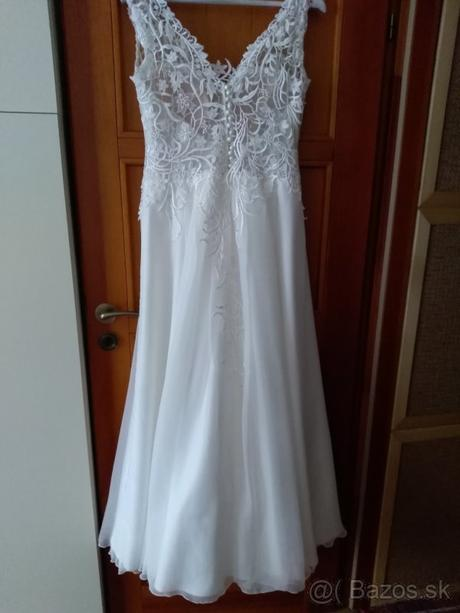Svadobné šaty EVE - Obrázok č. 2