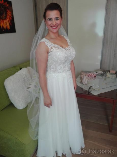 Svadobné šaty EVE - Obrázok č. 3