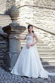 španielske svadobné šaty značky San Patrick, 36