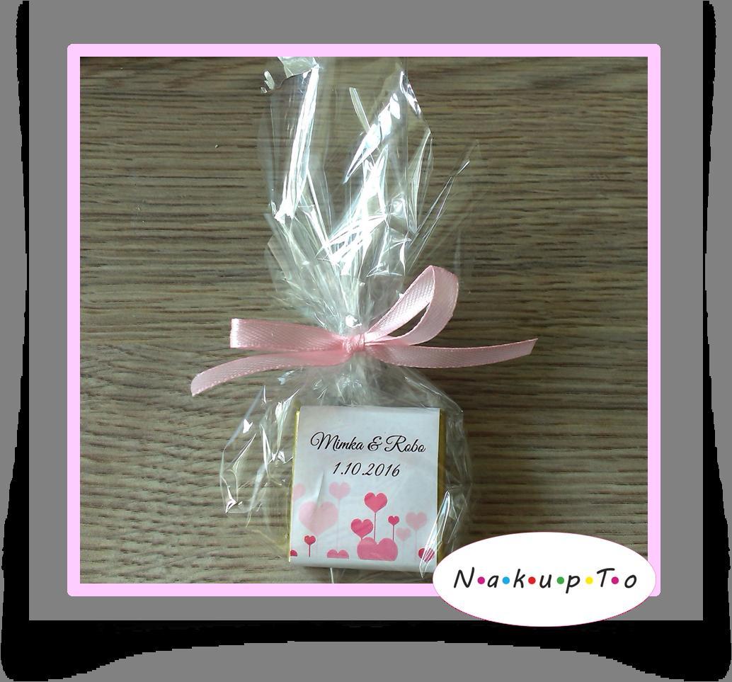 Miničokoládky v balení - Obrázok č. 4
