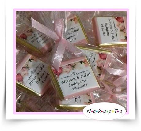 Miničokoládky v balení - Obrázok č. 1