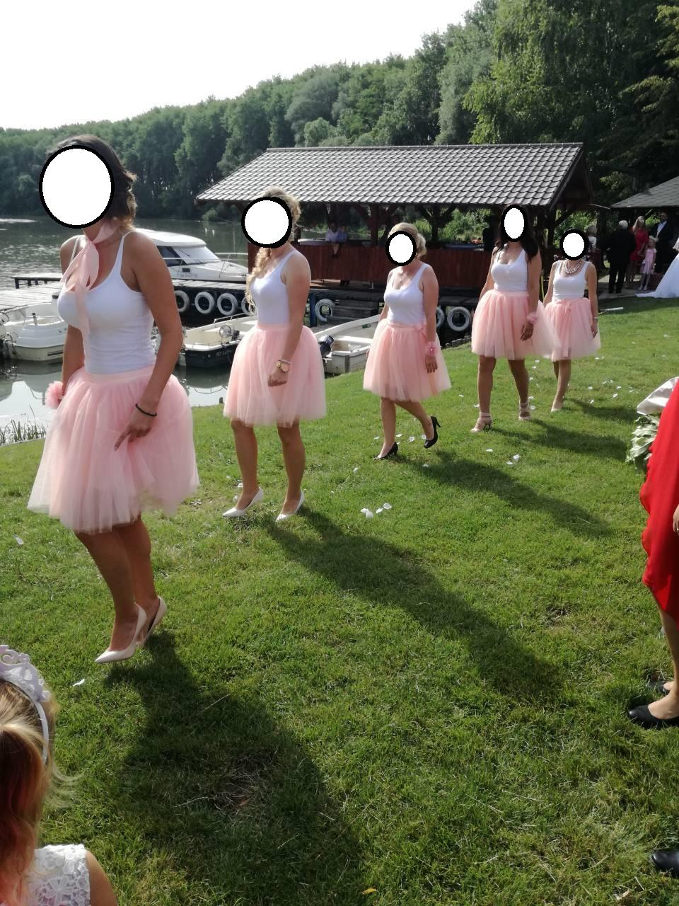 tylove tutu sukne pre druzicky - Obrázok č. 1