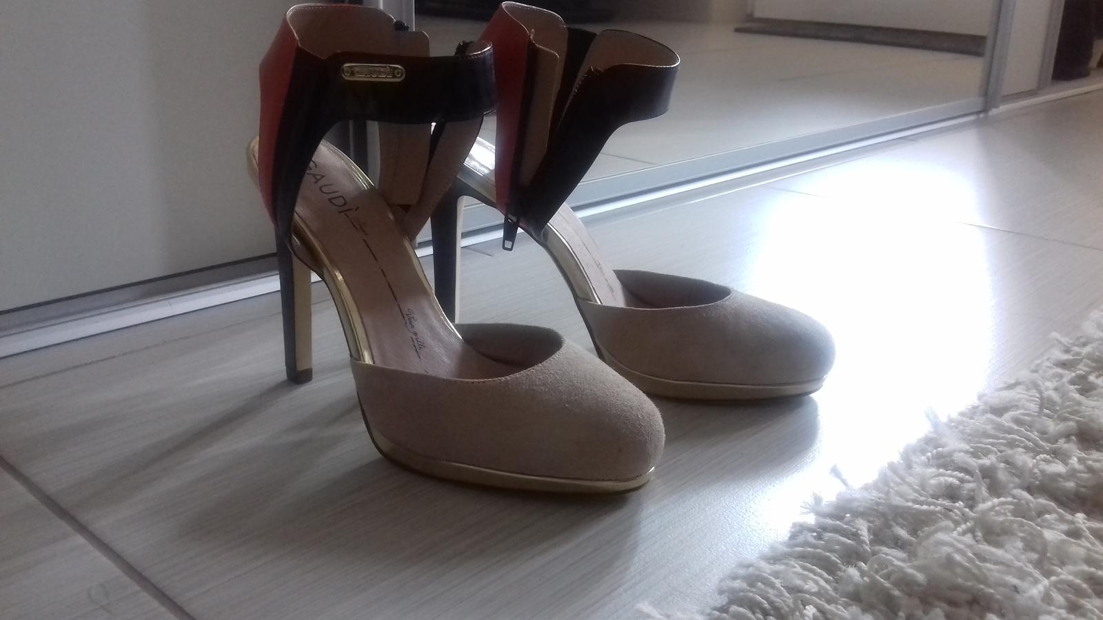 Sandalky GAUDI - Obrázok č. 2
