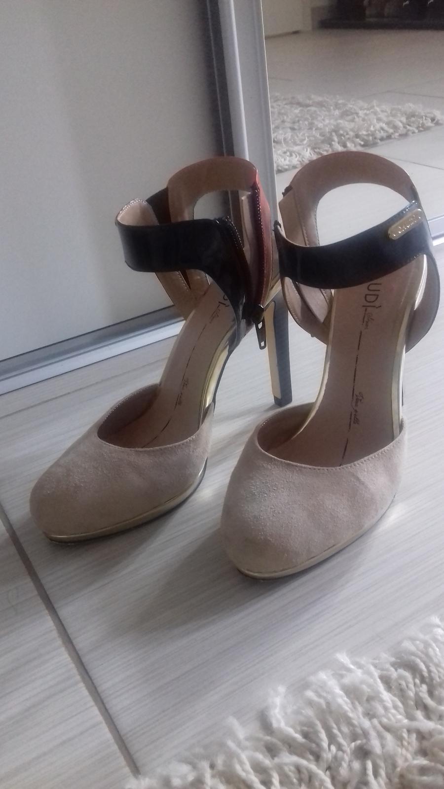 Sandalky GAUDI - Obrázok č. 4
