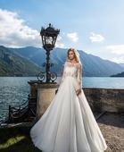 Svadobné šaty Elisa, 36