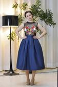 Spoločenská sukňa, 40