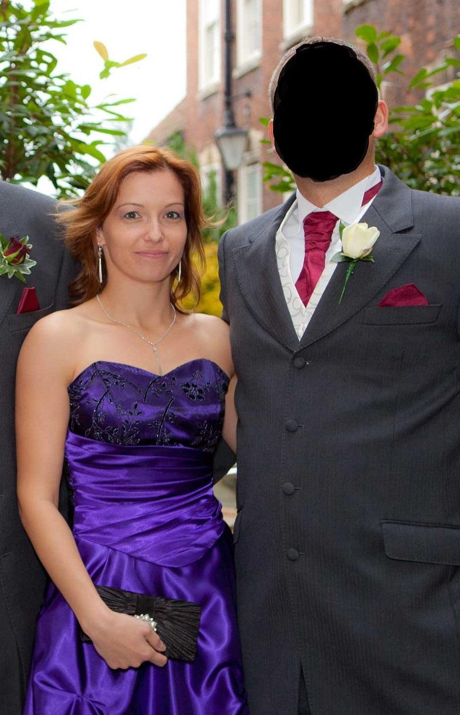 Dvojdielne spoločenské šaty - Obrázok č. 2