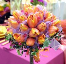 tulipány určite nie, ale toto je úžasné