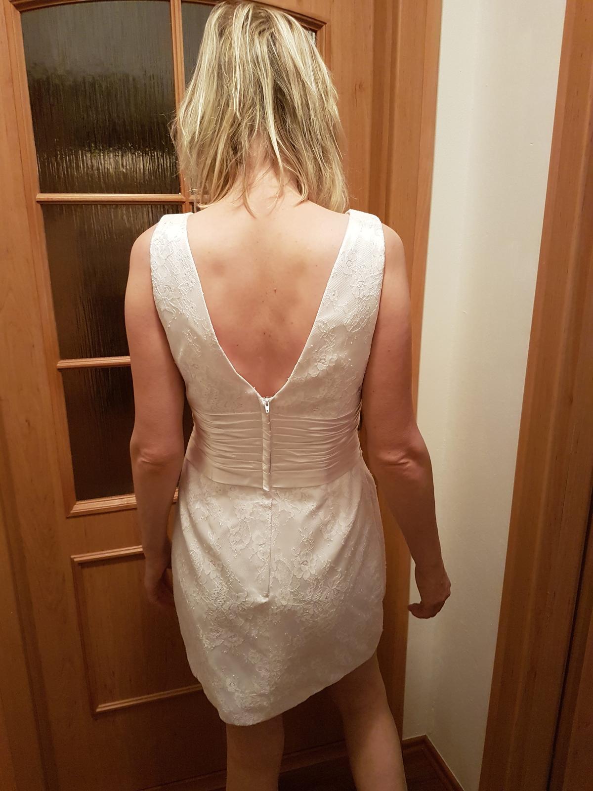 popůlnoční šaty - Obrázek č. 2