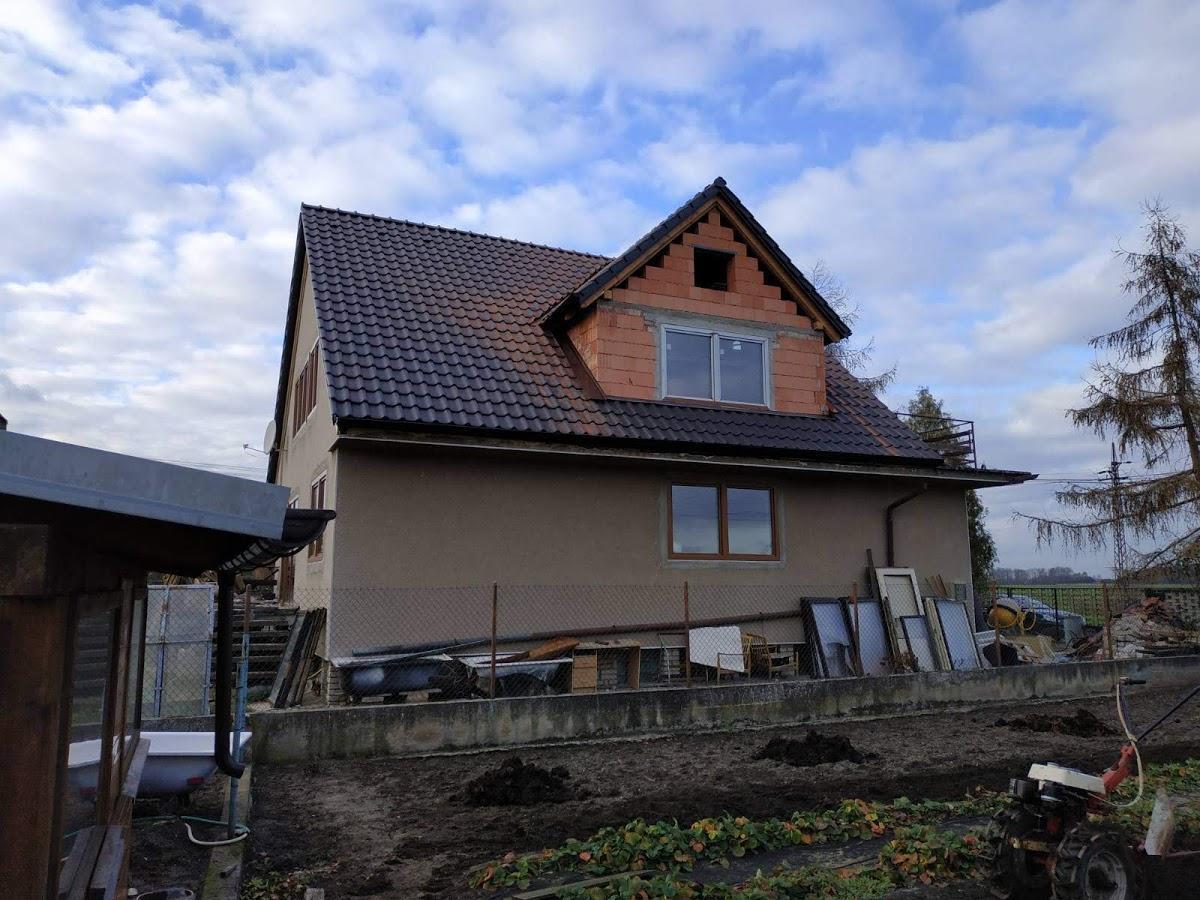 Střecha je konečně hotová - Obrázek č. 1