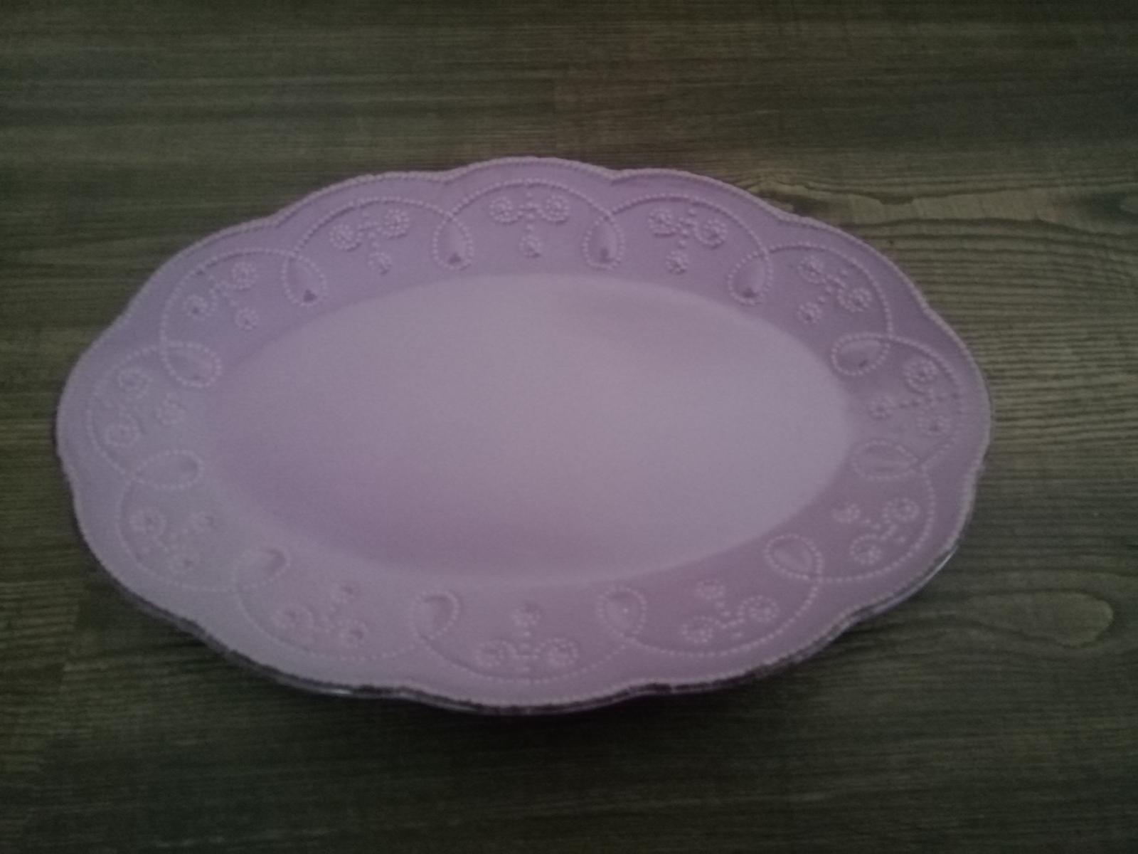 Oválné talíře - Obrázok č. 1