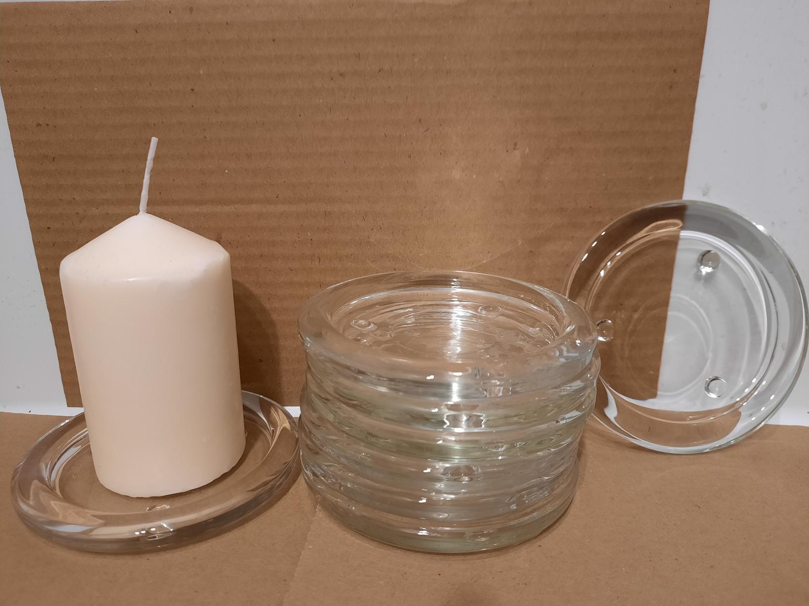 Svíčky a podtácky - Obrázek č. 4