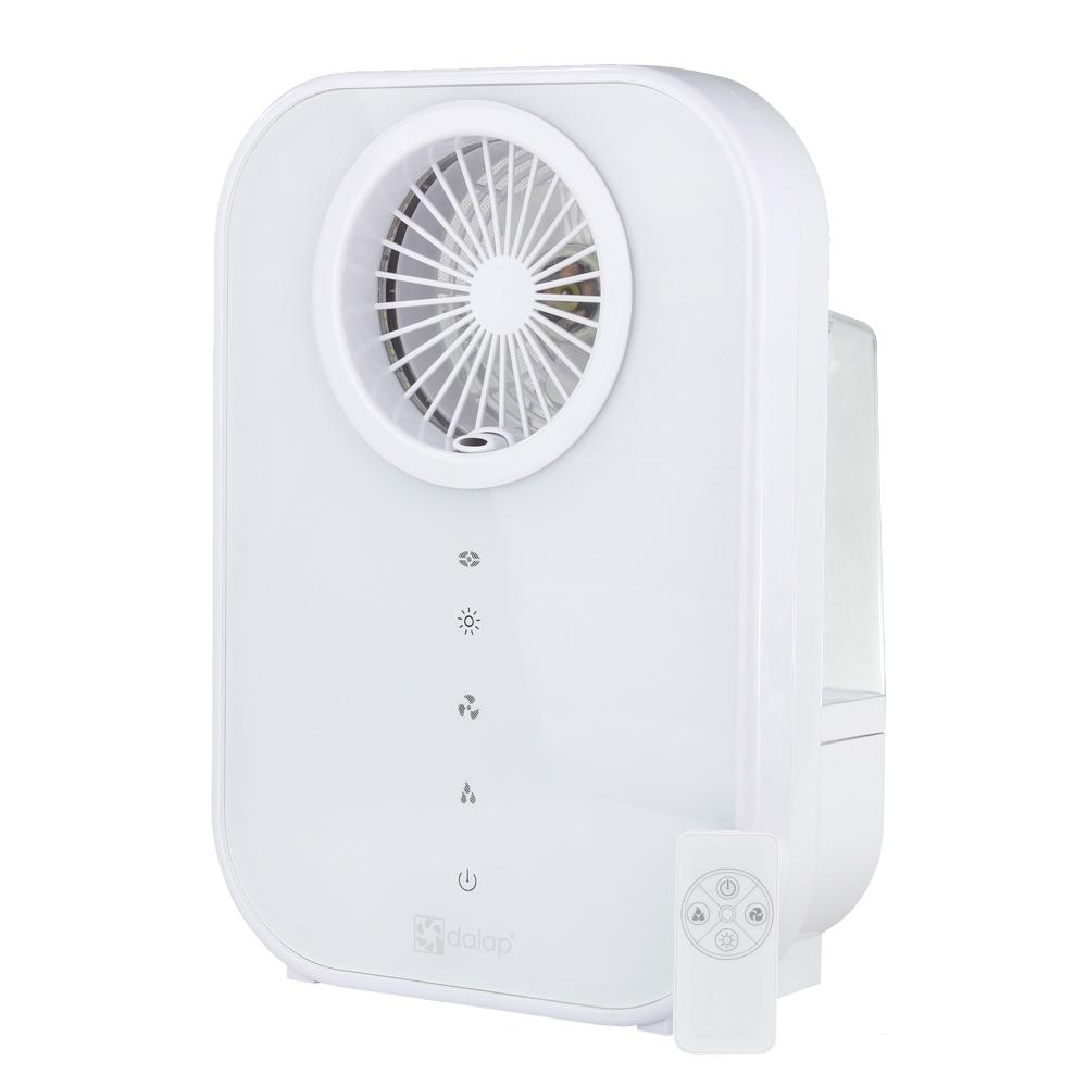Přenosný osobní ochlazovač vzduchu Dalap LUNA se světlem - Obrázek č. 1