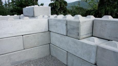 Betónové lego kocky - Obrázok č. 1