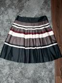 Skladaná sukňa H&M, 42