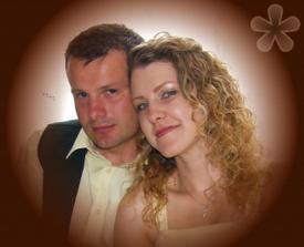 ja a môj snúbenec :-)