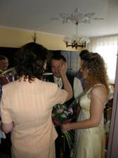požehnanie rodičov do celého roka našej prípravy na manželstvo
