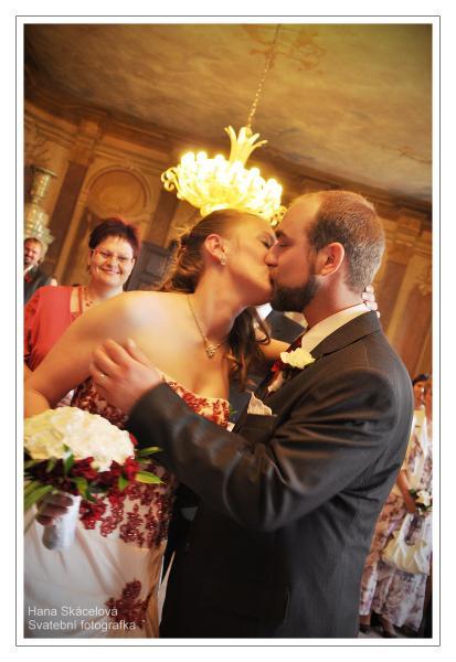Soňa{{_AND_}}Ondřej - První novomanželská