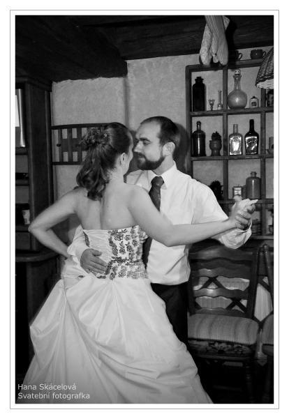 Soňa{{_AND_}}Ondřej - První novomanželský tanec