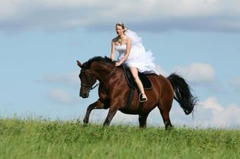 nevěsta na útěku :-)