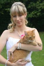 S našim úžasným kocourem Garfieldem