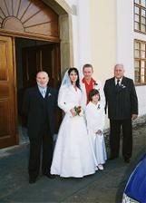 tatínkové svatby