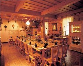 Restaurace Stodola - moc hezký a útulný