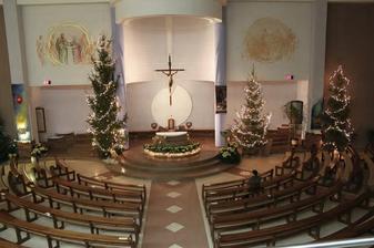V tomto kostole