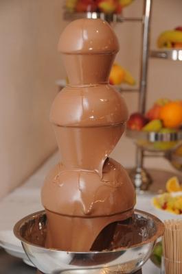 Čo sa mi páči a čo už máme - cokoladova fontana aj ta bude