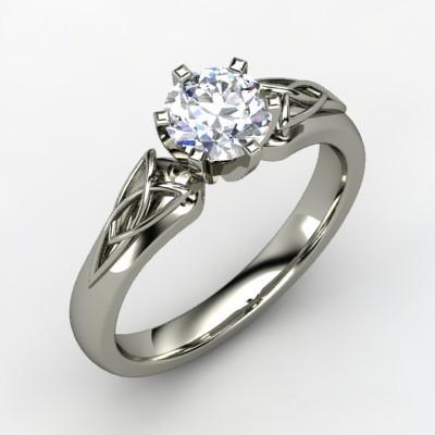 Zasnubne prstene na inspiraciu - Obrázok č. 34
