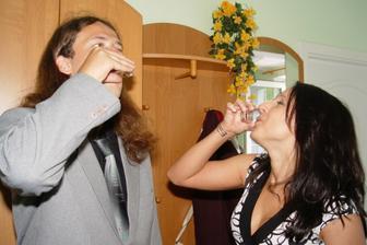 U nevěsty:-))