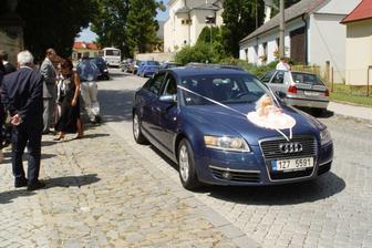 Moje autí:-)