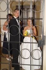 Snad naposledy za mřížema:-)