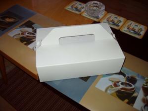 naše krabičky na výslužky
